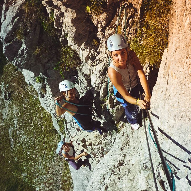 via ferrata annecy