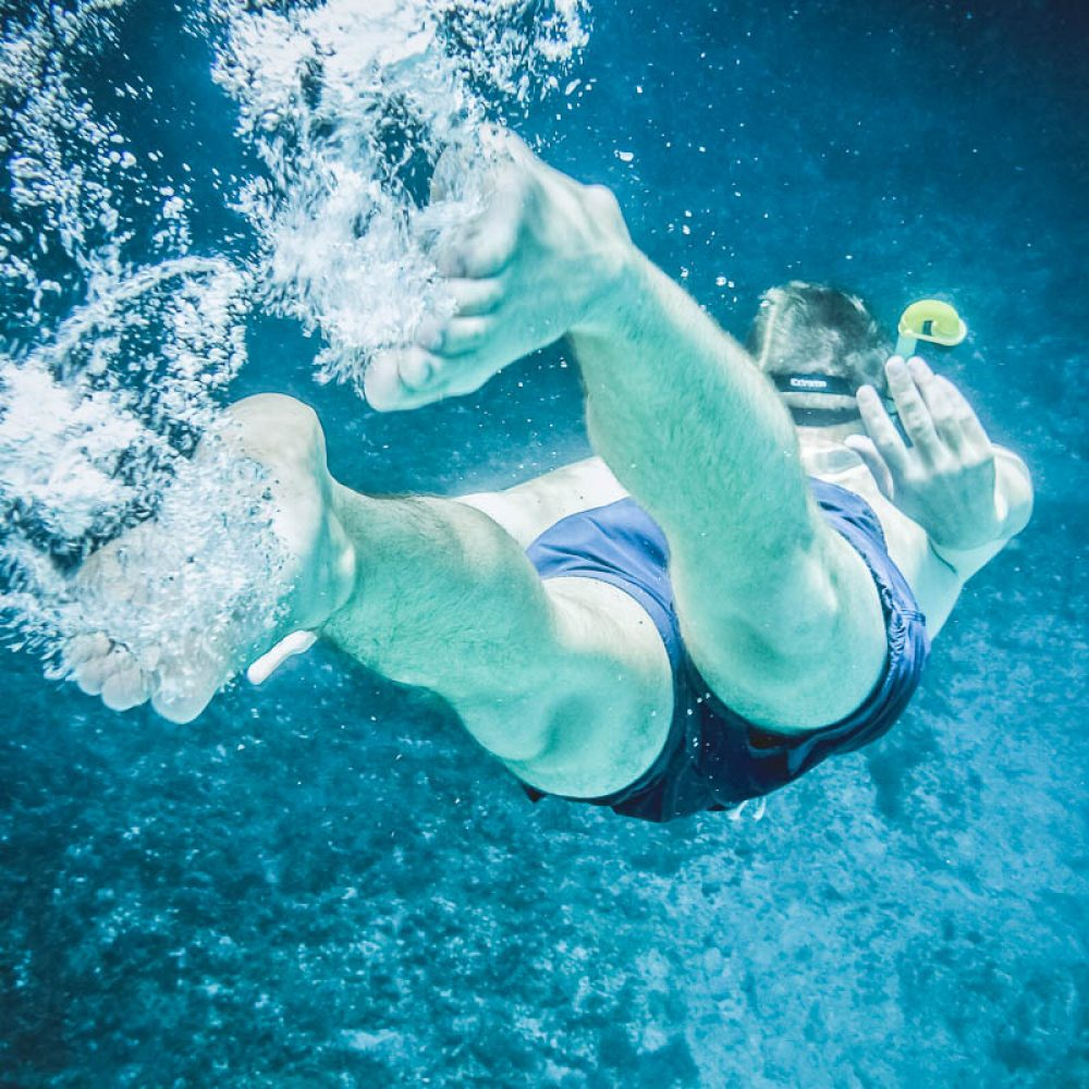 Randonnée snorkeling annecy