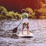 Cours paddle enfant Annecy