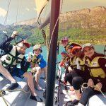 Cours bateau à voile Annecy
