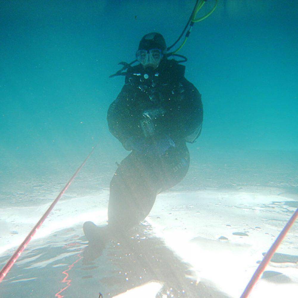 plongeur annecy