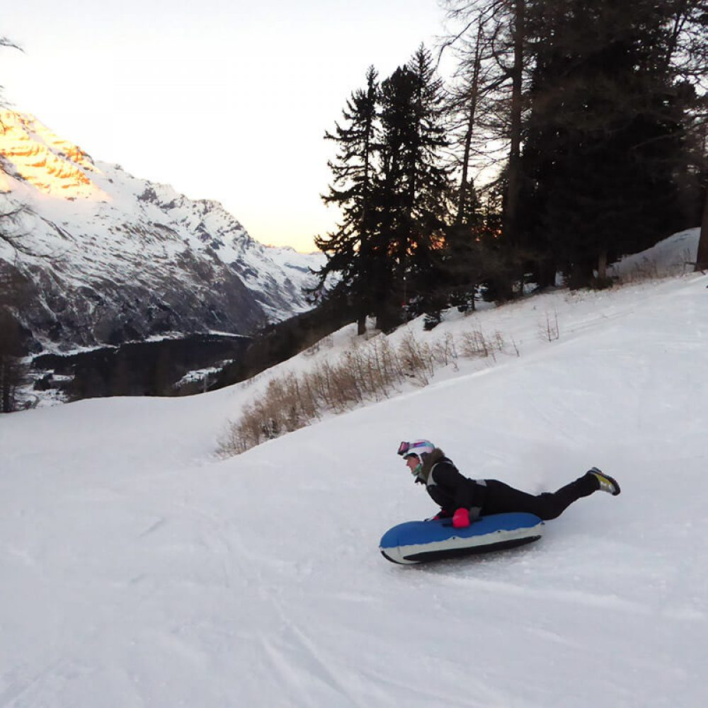 airboard val cenis