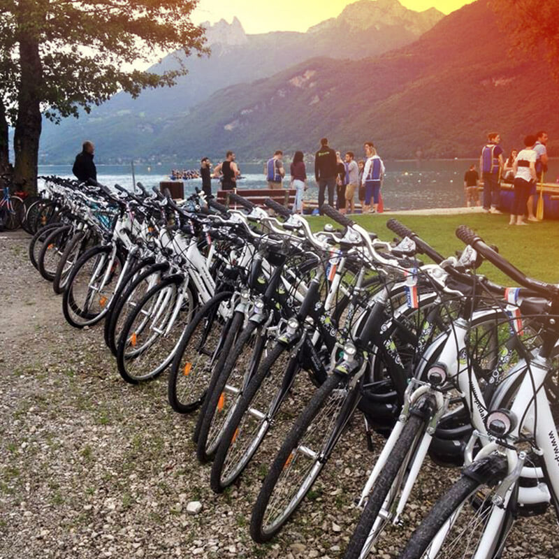 Séminaire : balade autour du lac d'Annecy