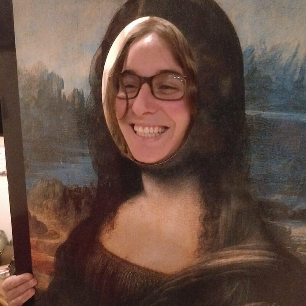 Escape game : secret de Mona Lisa