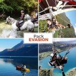 Pack activités évasion lac d'Annecy